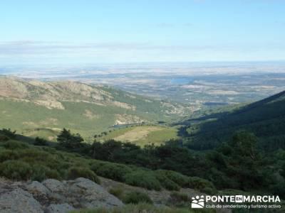 Pico Perdiguera, senderismo en la comunidad de madrid; macizo galaico leones